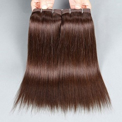 Good Feedback Wholesale 100% Natural Weft Indian Human Hair