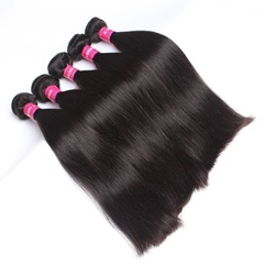 Hot sale Unprocessed peruvian human hair weave