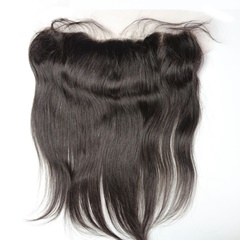 Wholesale Price Natural Color Straight 13*4 Lace Frontal