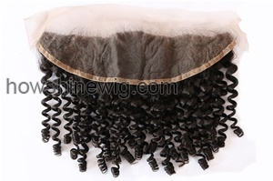 virgin human hair lace frontal
