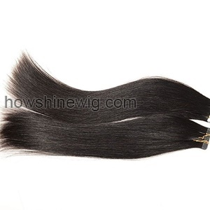 straight straight hair extension